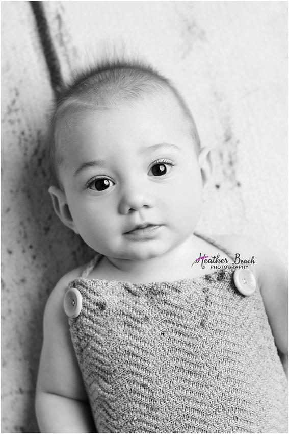 Sun Prairie baby photographer, studio photos, Madison baby photographer, Sun Prairie portrait photographer, baby boy, baby studio photos