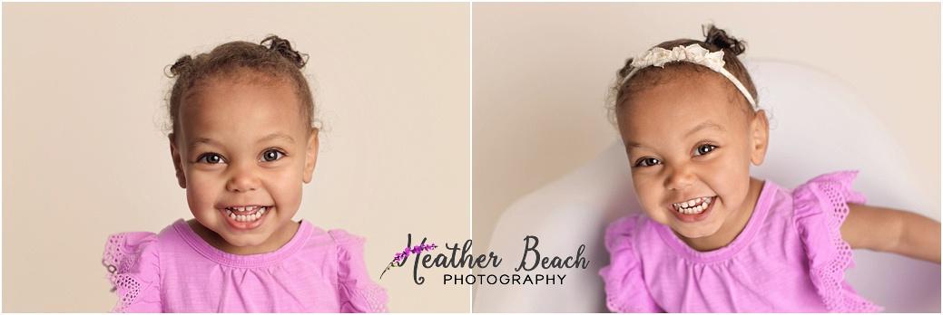 Sun Prairie child photographer, Madison child photographer, studio photographer, 2-year-old photos, Sun Prairie portrait photographer