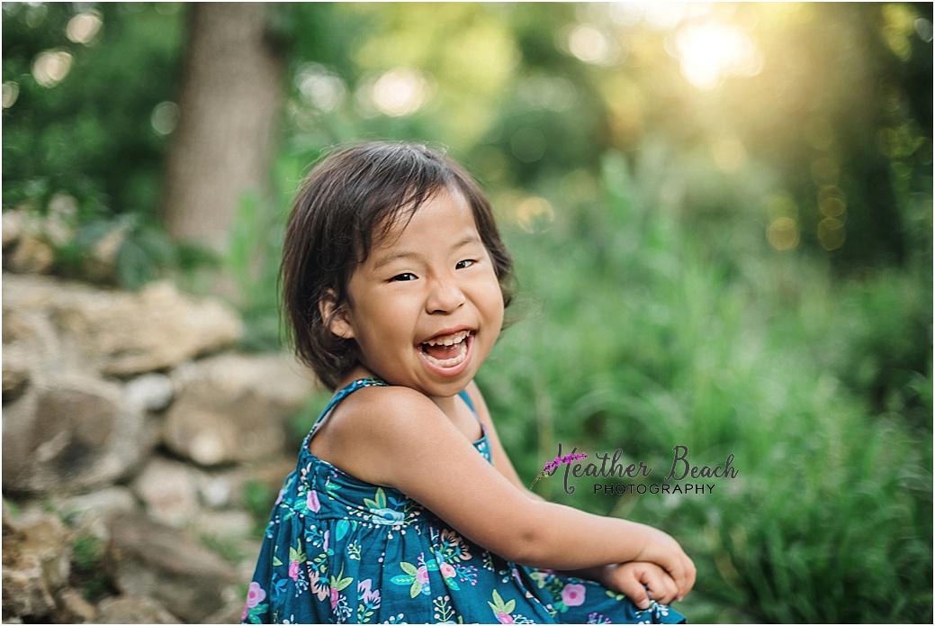 Sun Prairie child photographer, Madison child photographer, outdoor photography, family of 3