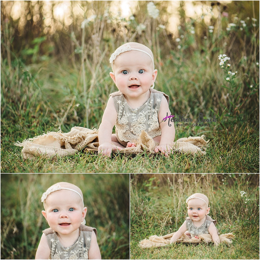 child photography, Sun Prairie, Madison, baby, baby girl, 6 month old, siblings