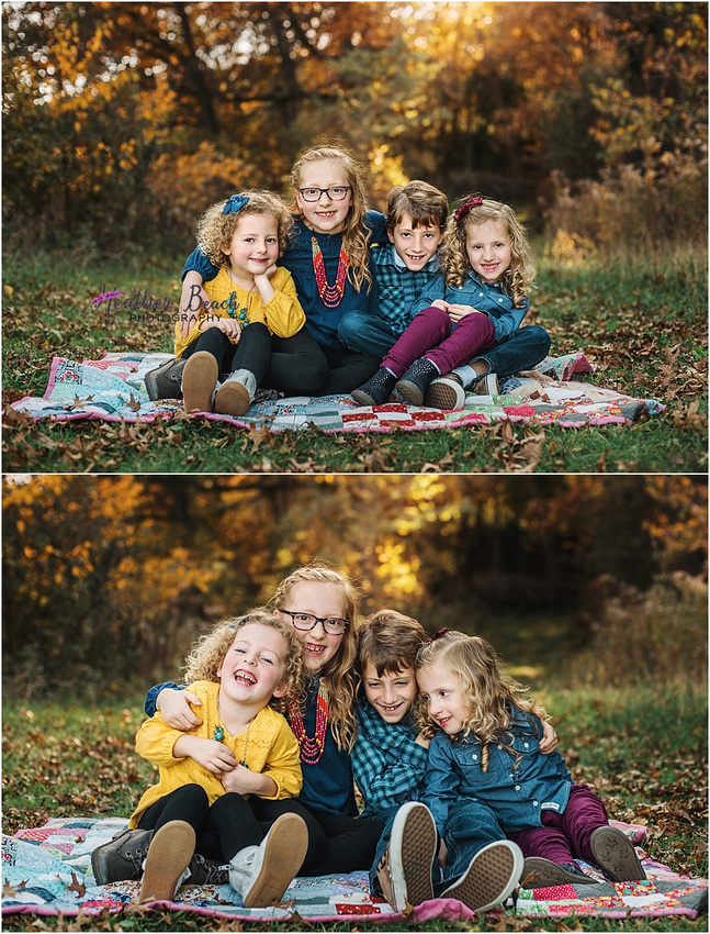 Sun Prairie family photographer, Madison, WI family photographer, Sun Prairie portrait photographer, child photography, Sun Prairie child photographer, family snuggles, golden hour photos, siblings, family of four, family of five