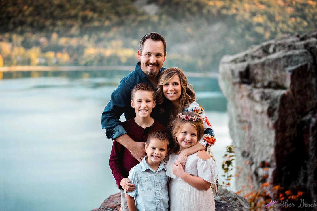 Sun Prairie family photographer, fall photos, Devil's lake photography, family photography