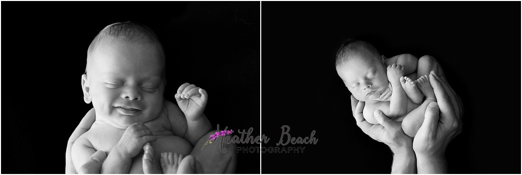 newborn photos, bucket, Madison baby photographer, Sun Prairie newborn photographer
