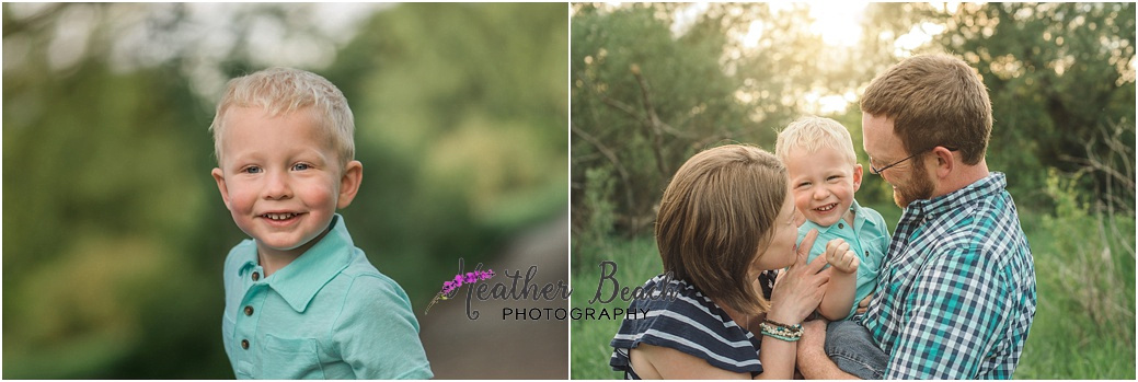 Family of 4, Sun Prairie family photographer, Sun Prairie portrait photographer, Sun Prairie child photographer, siblings, boardwalk, golden light photo session, 2 year old, 4 year old, siblings
