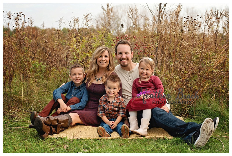 fall session, Sun Prairie, Madison, family photographer